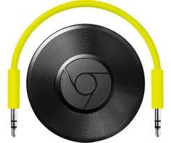 Recensione Chromecast Audio